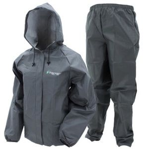 *FROGGS TOGGS MENS ULTRALITE RAINSUIT SIZE SMALL*